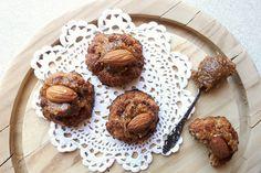Gluten- en lactosevrije koekjes van dadel-vijgen karamel