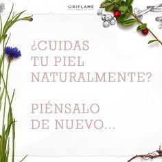 Muy pronto conocerás un tratamiento para el cuidado de la piel realmente natural… ¡Espéralo! Piel Natural, Oriflame Cosmetics, Eco Beauty, Peru, Sweden, Lovers, Wellness, Tips, Skin Care
