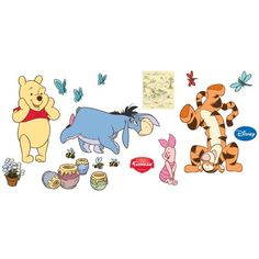 Winnie the Pooh Wall Decal *** You can find more details by visiting the image link.