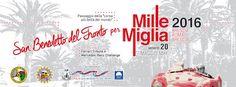 Mille Miglia 2016 il 20 maggio a San Benedetto del Tronto