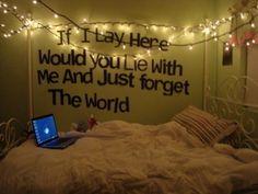 Lovely bedroom #bedroom