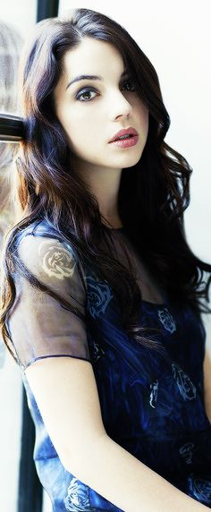 Laura. Adelaide Kane is perfect for Laura.