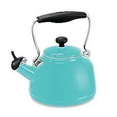 image of Chantal® 1.7 qt. Vintage Tea Kettle