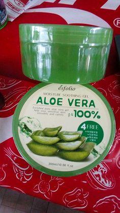 Aloe Vera Feuchtigkeitsgel 300 Gramm original aus Thailand Feuchtigkeitscreme