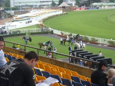 Horse racing at the Royal Randwick on Boxing Day. Boxing Day, Horse Racing, Baseball Field, Basketball Court, Australia, Horses, Beach, Places, Sports