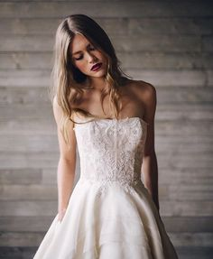 Tara Latour bridal