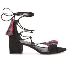 REBECCA MINKOFF ISLA SANDAL. #rebeccaminkoff #shoes #all