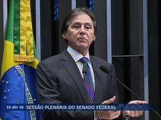 Eunício Oliveira quer ouvir Anatel sobre redução do serviço de internet ...  TV Senado - Em: 19/04/2016 - terça.