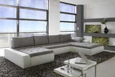 LOREAL Expert Instant Clear - Szampon oczyszczający do włosów z łupieżem Canape D Angle Design, Canapé Angle Convertible, Kare Design, Home Cinemas, Outdoor Furniture, Outdoor Decor, Living Room Furniture, Sofa, Places