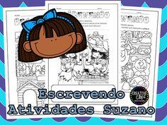 Escrevendo - Atividades Adriana