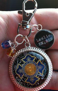 Nursing Pin Locket