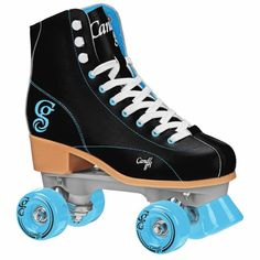 Amazon.com : Roller Derby Candi Girl Women and Men Colorful Indoor Outdoor Roller Skates : Sports & Outdoors