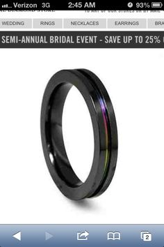 the grooms wedding ring