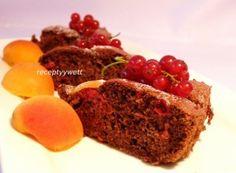 kakaový koláč s marhuľami a ríbezľami (fotorecept) - obrázok 16