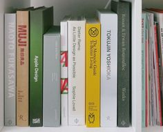 A list with over 100 books that any designer should have in his personal library, recommended by worlds greatest minds.
