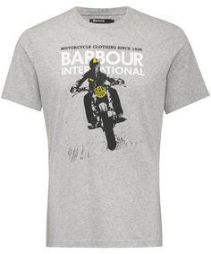 Men's Barbour Glendale Tee Shirt NOW £20.97