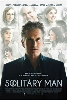 AMAZING MICHAEL DOUGLAS: Solitary Man by Brian Koppelman and David Levien, 2009