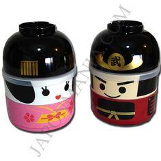 Kokeshi Bento lunch box: JaponMania
