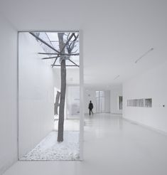 Gallery - Viewing Pavilion on Hill / TAO - Trace Architecture Office - 5