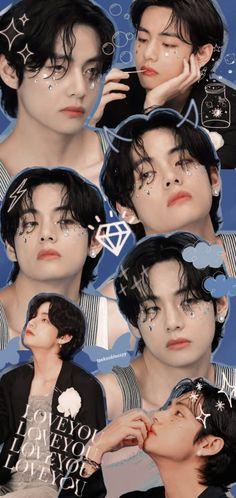 V Taehyung, Bts Jungkook, Bts Concept Photo, Just Dream, Bts Chibi, Bts Lockscreen, Aesthetic Iphone Wallpaper, Bts Pictures, Foto Bts