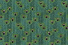 upholstery fabric online peacock feathers - Google Search