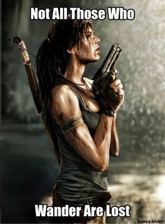 Lara croft inspirational quote - COSPLAY IS BAEEE! Tap the pin now to grab yourself some BAE Cosplay leggings and shirts! From super hero fitness leggings, super hero fitness shirts, and so much more that wil make you say YASSS! Gamers Anime, Tomb Raider Lara Croft, Rise Of The Tomb, The Evil Within, Gurren Lagann, Thats The Way, Mass Effect, Before Us, Female Characters