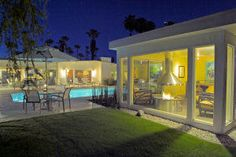 Special Winter Discount! - 10% Discount for all December and January reservations - Including Christmas & New Year's!  This beautiful Palm Springs Mid-Century Alexander home is ideal for guests who exp...