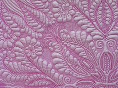 Borderline Quilter: Flourish by Kay Bell