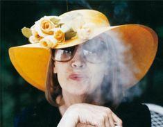 Oriana Fallaci per Oliviero Toscani