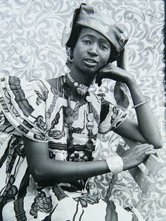 seydou keita by Neville Trickett, via Flickr