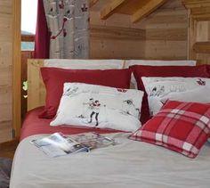 linge de maison et linge de lit on pinterest france plaid and toile de jouy. Black Bedroom Furniture Sets. Home Design Ideas