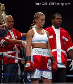 Shelby Walker - RIP Beautiful Athletes, Women Boxing