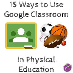 Link to Presentation Post Activities: Post what students are doing daily. Mark as Done: Have students mark off what they have completed Share Announcements: Let students know when it is a dress out… education Physical Education Activities, Elementary Physical Education, Elementary Pe, Pe Activities, Health And Physical Education, Dementia Activities, Science Education, Google Classroom, Pe Lesson Plans