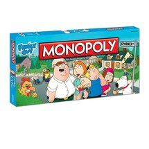 Family Guy Monopoly!!! Need to add this to my collection!!