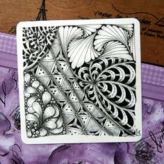 Zentangle by Lily M.