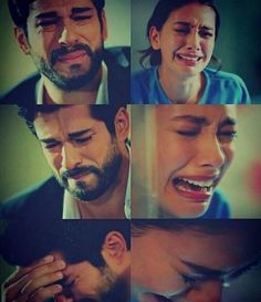 Nihan en kemal crying