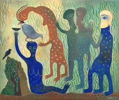 Cuban Art Manuel Mendive