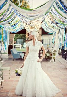 this is so cool    Google Image Result for http://filledwithheart.files.wordpress.com/2011/03/ribbon-canopy.jpg