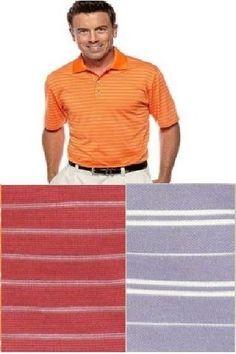 Izod Polo Shirt Pima-cool Cotton Ultra wicking striped man's size M,  XL NWT  19.99 FREE Expedited Shipping http://www.ebay.com/itm/Izod-Polo-Shirt-Pima-cool-Cotton-Ultra-wicking-striped-mans-size-M-XL-NWT-/331304248241?ssPageName=STRK:MESE:IT