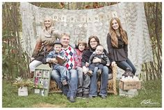 fall outdoor family photo shoot Minneapolis photographer Anna Grinets Photography