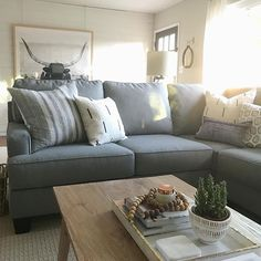 Chamberly 3-Piece Sectional by Ashley HomeStore, Alloy