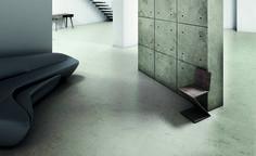 Concrete Art, Tile Floor, Flooring, Interior Design, Modern, Collections, Environment, Cement, Nest Design
