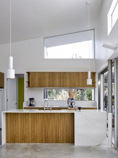 Image 2 of 13 from gallery of The Honeyworks House / Paul Butterworth Architect. Photograph by Christopher Frederick Jones