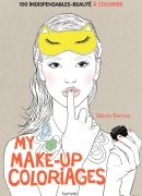 My make-up coloriages