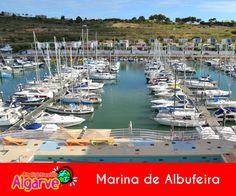 Marina de Albufeira is one of the #CitySightseeingAlgarve stops. It has 475 berths for all classes of recreational boating vessels.  A Marina de Albufeira é uma das paragens do #CitySightseeingAlgarve. Conta com 475 postos de amarração para todas as classes de embarcações da náutica de recreio.