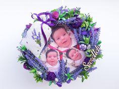 #noridekor #egyedi #fényképes #dekoráció Floral Wreath, Crown, Wreaths, Home Decor, Floral Crown, Corona, Decoration Home, Door Wreaths, Room Decor