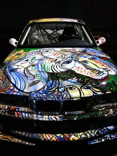 With Madrhiggs... also you can create or manage your car body painting activities with the economic help of the people... then you can thank economically the people who helped you and so you can climb in the charts to create other things...  www.madrhiggs.com  BMW art car #BodyKits for #BMW #MSeries www.rvinyl.com/BMW-M-Series-Body-Kits.html for the Devoted Fan
