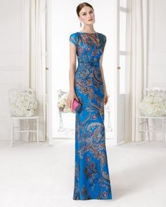 #Patterned #Gown #Dress #Dresses #PartyDress #EveningWear #Wedding