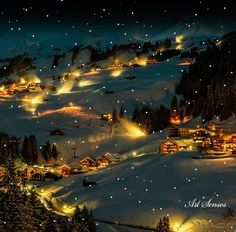 gif' You are in the right place about good morning GIF Here we offer you the most beautiful pictures about the christmas GIF you are looking for. Christmas Scenes, Christmas Pictures, Christmas Art, Winter Christmas, Vintage Christmas, Merry Christmas Gif, Rustic Christmas, Gif Noel, Winter Szenen