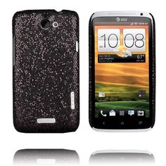 Victoria (Sort) HTC One X Deksel